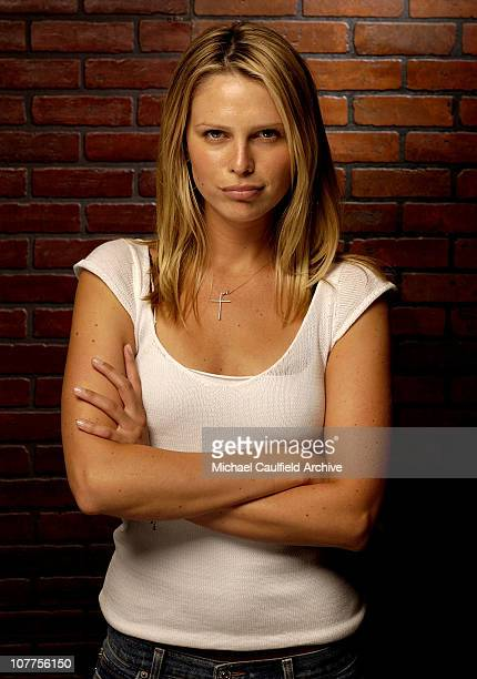 Sara Foster in 'DEBS' during CineVegas 2004 Portrait Studio Day 1 at The Palms Hotel in Las Vegas California United States