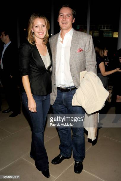 Sara Gilbane Sullivan and Jay Sullivan attend The Young Friends of The ASPCA presents 'It's Raining Cats and Dogs' Annual Fundraiser at The IAC...