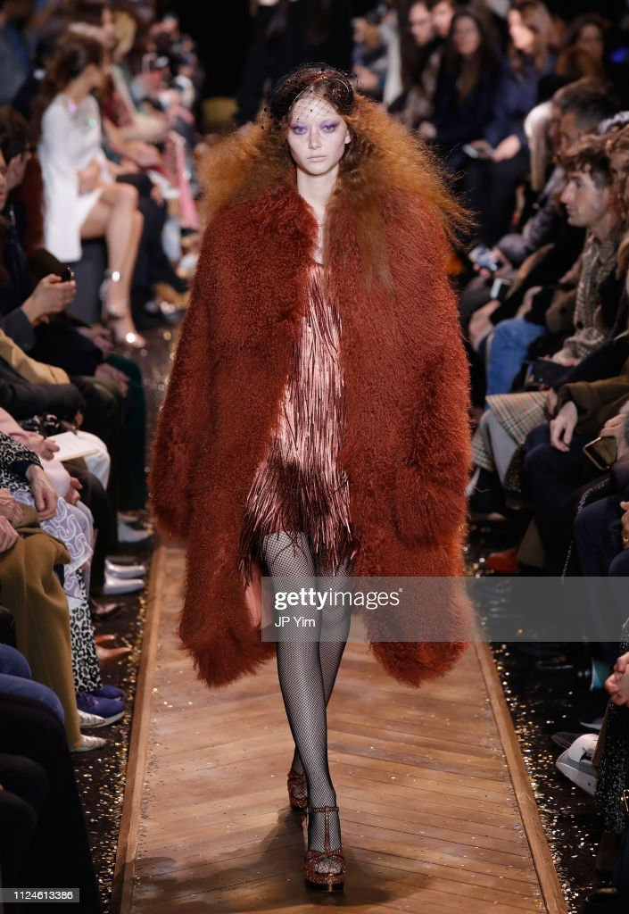 Michael Kors Collection Fall 2019 Runway Show : News Photo