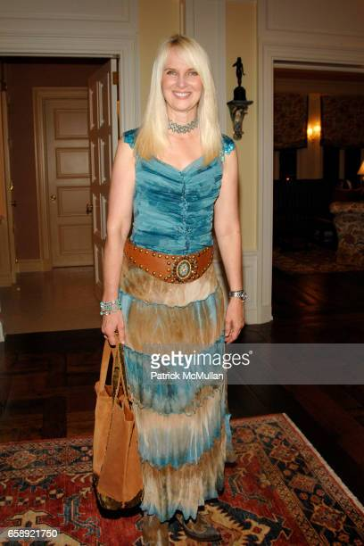 Sara HerbertGalloway attends the Best Buddies Hamptons Gala at the Home of Anne Hearst McInerney and Jay McInerney on August 21 2009 in Watermill NY