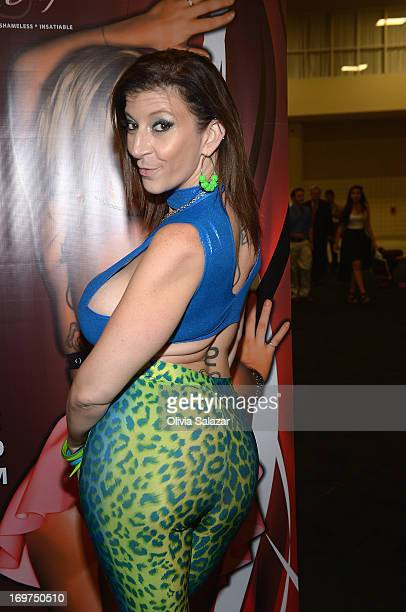 Sara Jay attends Exxxotica Expo 2013 on May 31 2013 in Fort Lauderdale Florida