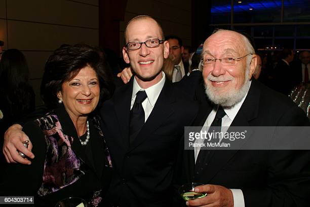 Sara Leifer Yoni Leifer and Moishe Leifer attend American Friends of Shalva Annual Dinner at Pier 60 on March 5 2006 in New York City