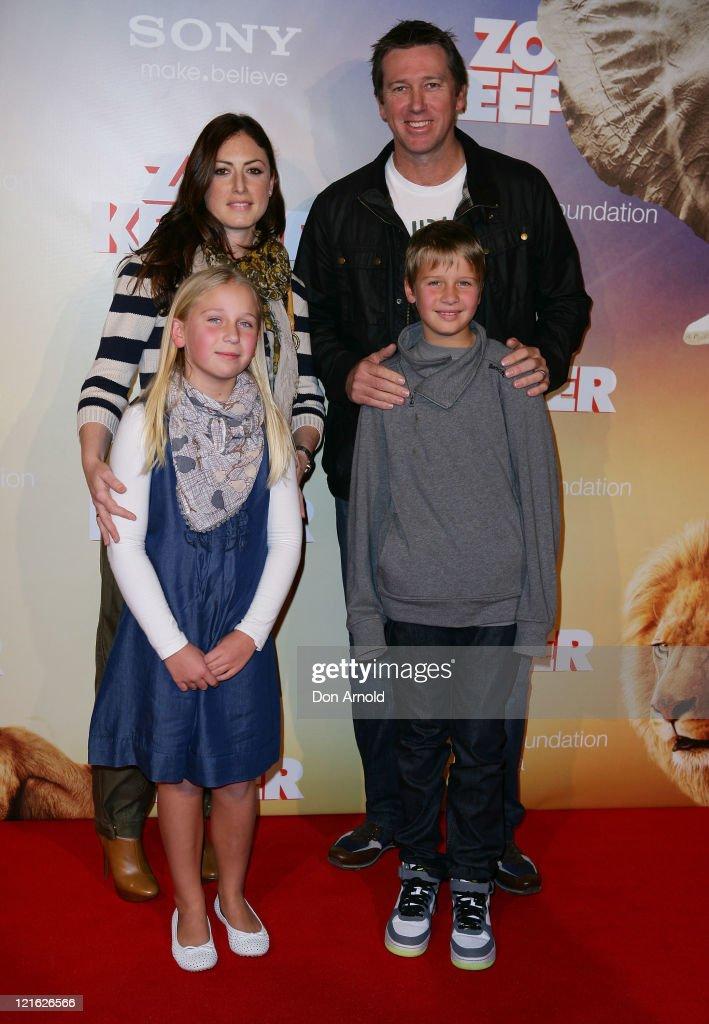 """""""Zookeeper"""" Australian Premiere"""