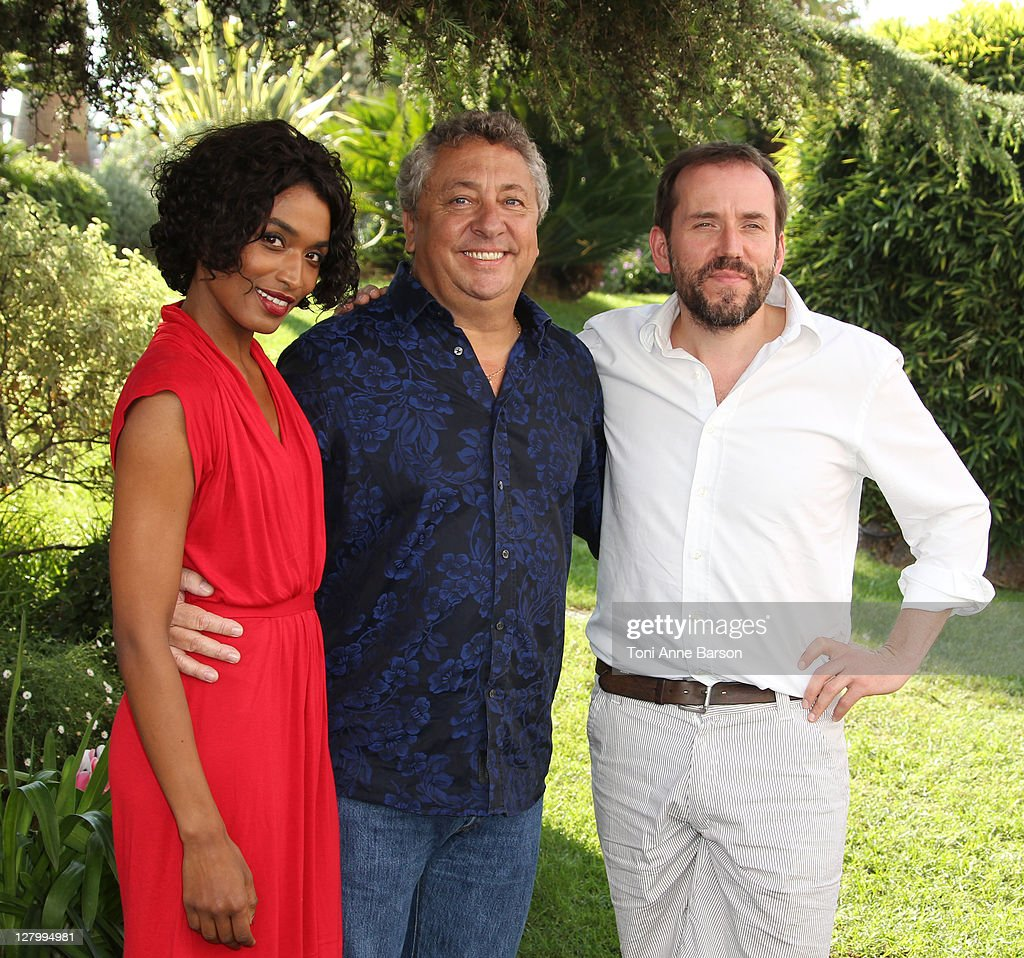 """Death In Paradise"" Photocall - MIPCOM 2011 : ニュース写真"