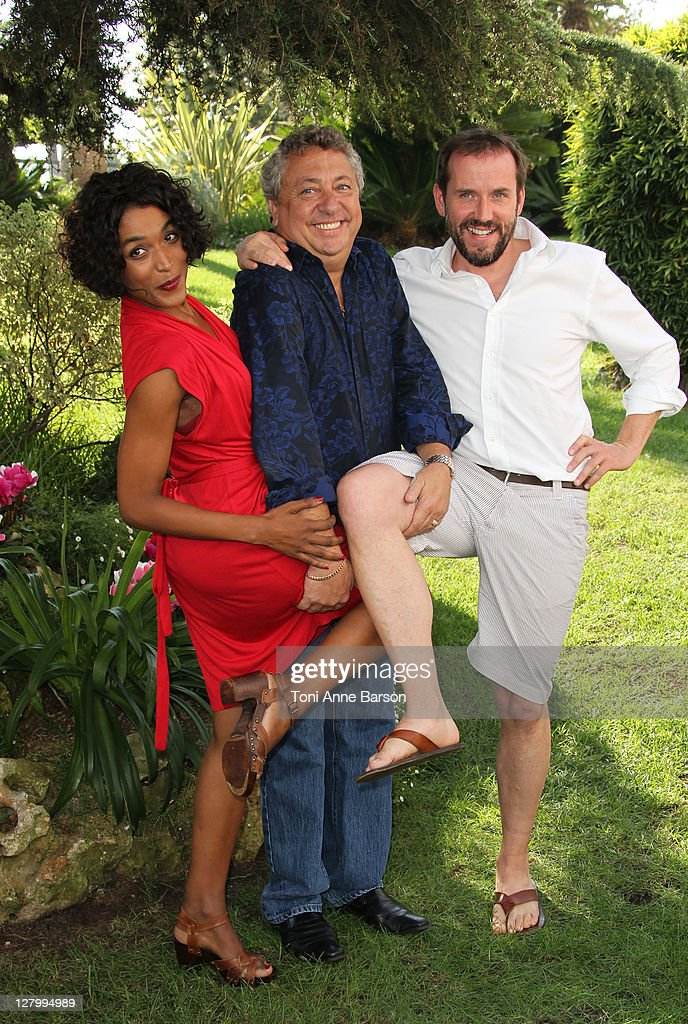 'Death In Paradise' Photocall - MIPCOM 2011 : News Photo