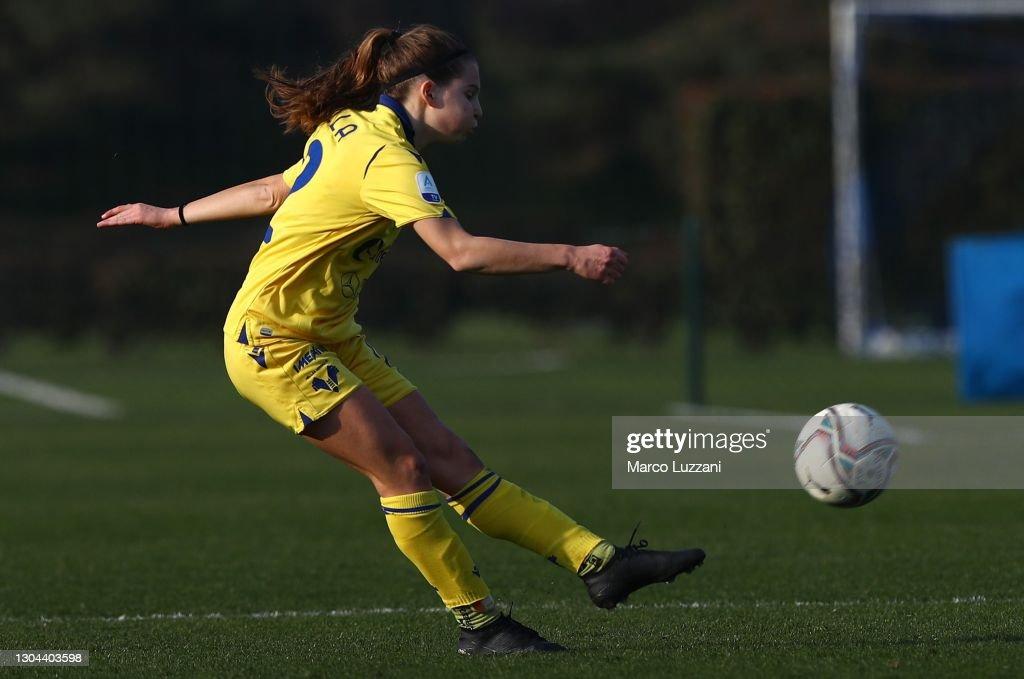 FC Internazionale v Hellas Verona - Women Serie A : News Photo