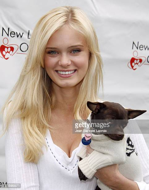 Sara Paxton during 6th Annual Nuts For Mutts Dog Show and Pet Fair 2007 at Pierce College in Woodland Hills California United States