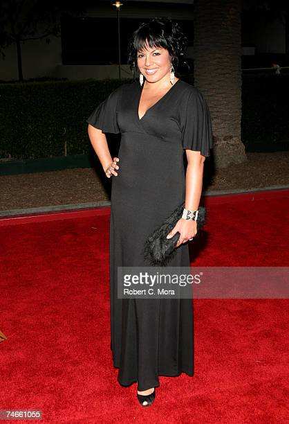 Sara Ramirez at the Orange County Performing Arts Center Ren?e and Henry Segerstrom in Costa Mesa, California