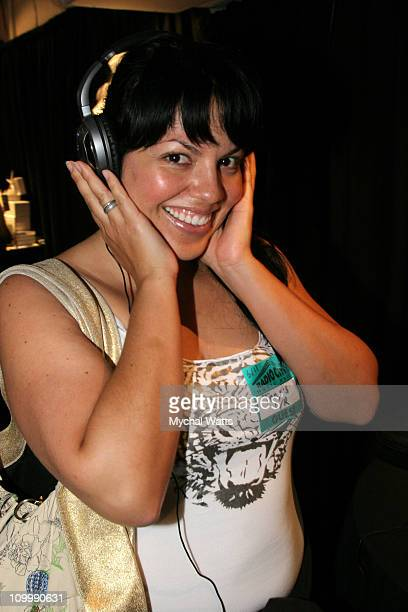 Sara Ramirez during 60th Annual Tony Awards On 3 Productions Gift Suite at Radio City Music Hall in New York City New York United States