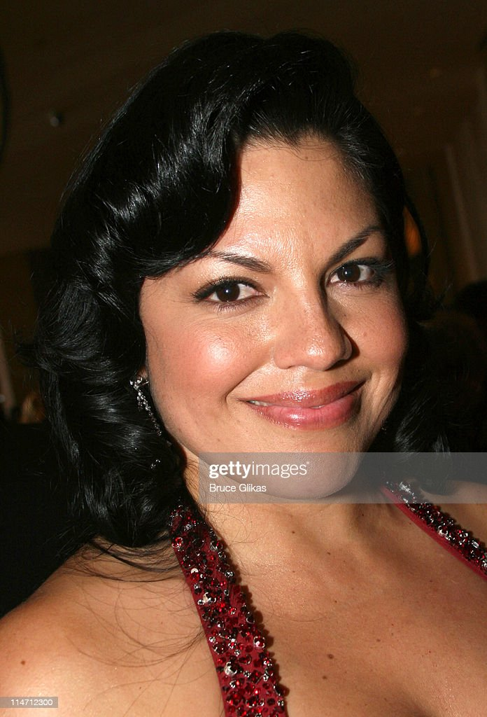 Sara Ramirez during Paramount Pictures Hosts 2007 Golden Globe Award After-Party at Beverly Hilton Hotel in Beverly Hills, California, United States.