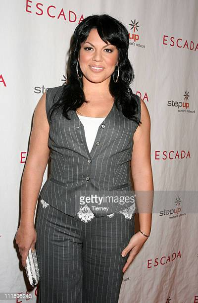 Sara Ramirez during Step Up Women's Network 4th Annual Inspiration Awards at Beverly Wilshire Hotel in Beverly Hills California United States