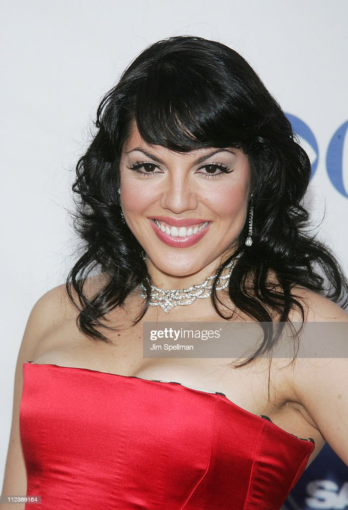 Sara Ramirez, nominee Best Performance by a Featured Actress in a Musical for 'Monty Python's Spamalot'