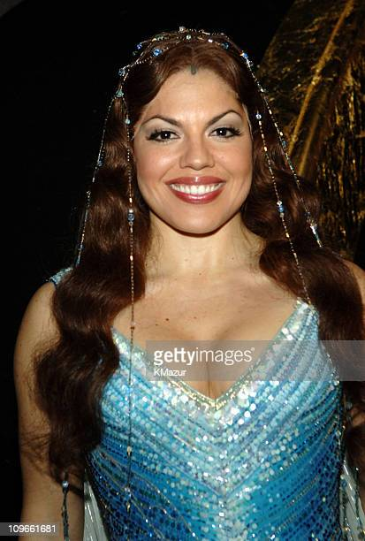 Sara Ramirez of 'Monty Python's Spamalot' during 59th Annual Tony Awards Audience and Backstage at Radio City Music Hall in New York City New York...