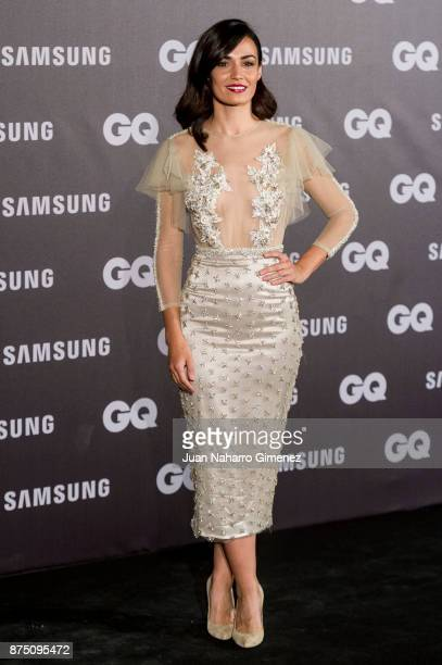 Sara Rivero attends 'GQ Men Of The Year' awards 2017 at The Westin Palace Hotel on November 16 2017 in Madrid Spain