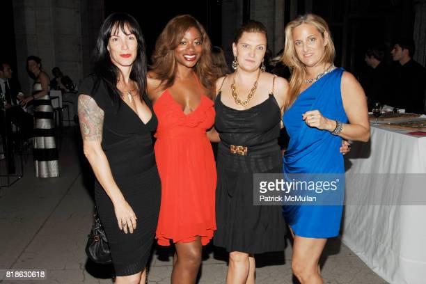 Sara Rotman Bershan Bradley Melenie Hollins and Allison Hessberg attend NEW YORK CITY BALLET'S Dance with the Dancers Benefit at David H Koch Theater...