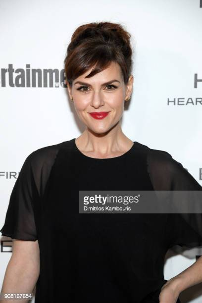 Sara Rue attends Entertainment Weekly's Screen Actors Guild Award Nominees Celebration sponsored by Maybelline New York at Chateau Marmont on January...