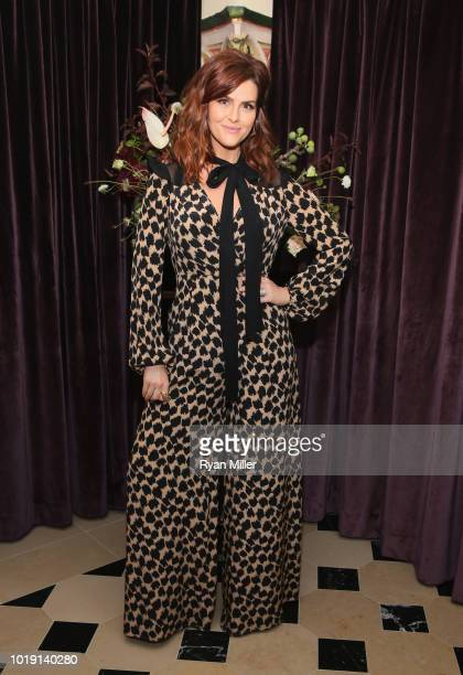 Sara Rue attends Harper's BAZAAR and the CDG celebrate Excellence in Television Costume Design with the Emmy Nominated Costume Designers and...