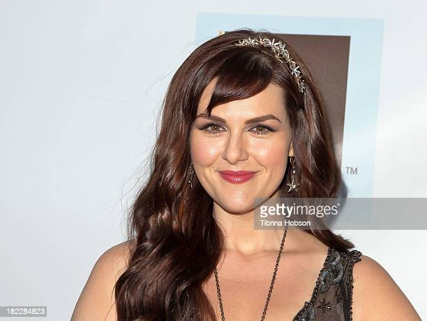 Sara Rue attends the 4th annual Face Forward LA Gala at Fairmont Miramar Hotel on September 28, 2013 in Santa Monica, California.