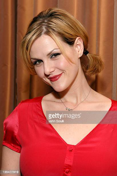 Sara Rue during 3rd Annual Hollywood Bag Ladies Lupus Luncheon at Beverly Hills Hotel in Beverly Hills California United States
