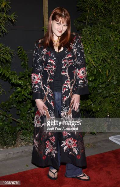 Sara Rue during Movieline's Hollywood Life Magazine Kickoff Party Sponsored by CirocSnap Frost Vodka Parasuco Jeans and The Unusual Suspects Charity...