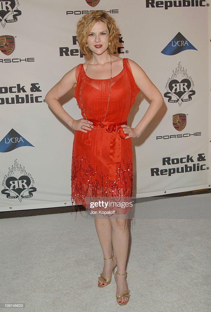 "Rock & Republic ""Love Rocks"" Fashion Show Spring 2006"
