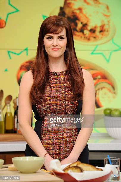 THE CHEW Sara Rue is the guest on 'The Chew' Friday October 7 'The Chew' airs MONDAY FRIDAY on the ABC Television Network RUE