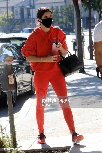 Sara Sampaio is seen on November 17 2020 in Los Angeles California