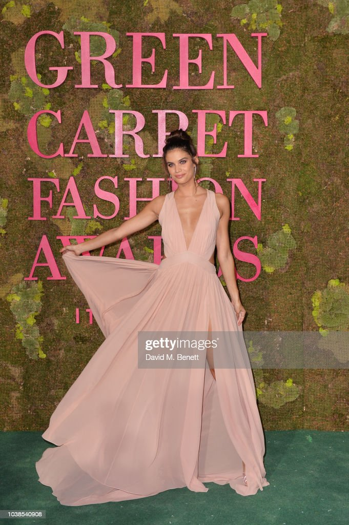 The Green Carpet Fashion Awards Italia 2018 - VIP Arrivals