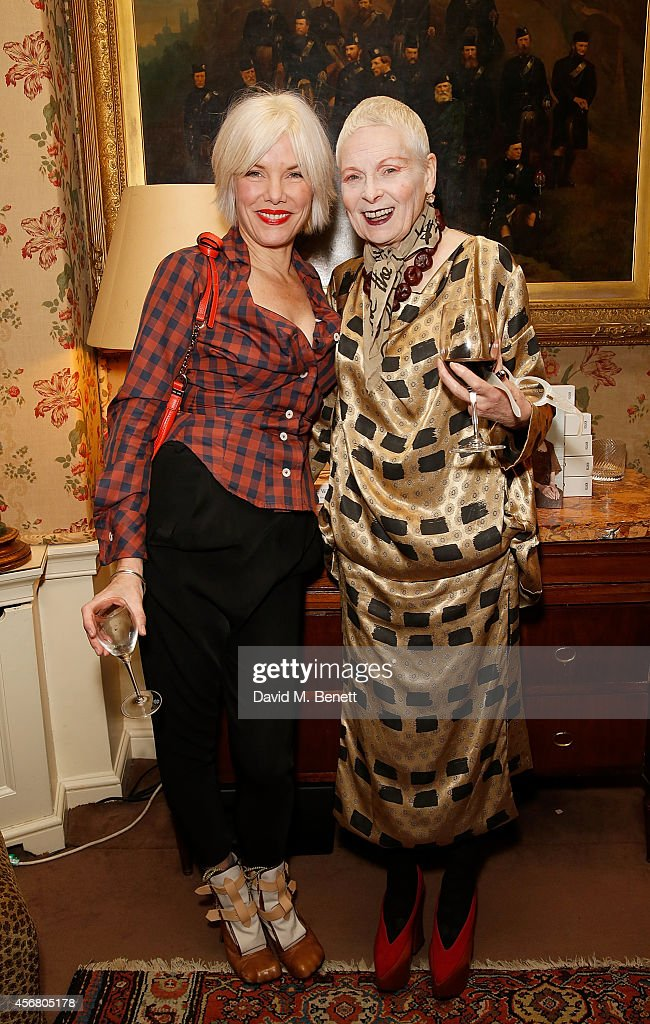 Launch Of Vivienne Westwood Autobiography : News Photo