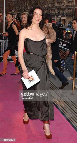 Sara Stockbridge Attends A Private View Party Hosted By Vivienne Westwood At London'S Natural History Museum