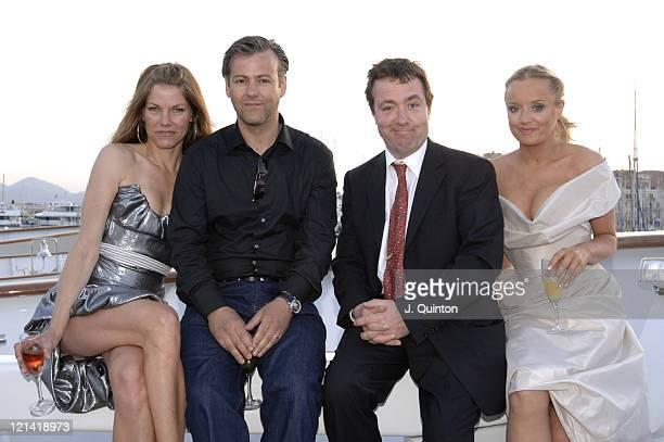 Sara Stockbridge Rupert Graves John Sessions and Lucy Davis