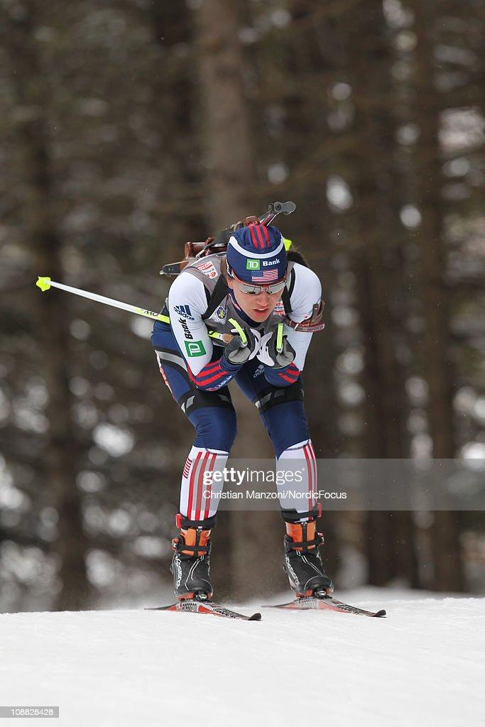 IBU Biathlon World Cup - Women's 7,5KM Sprint