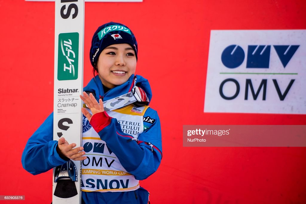 FIS Ski Jumping World Cup Ladies : News Photo