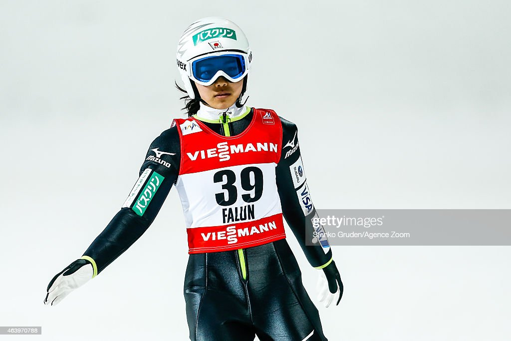 Ski Jumping: Women's HS100 - FIS Nordic World Ski Championships : News Photo