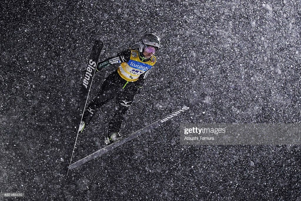 FIS Ski Jumping World Cup Ladies 2017 In Zao - Day 1 : News Photo
