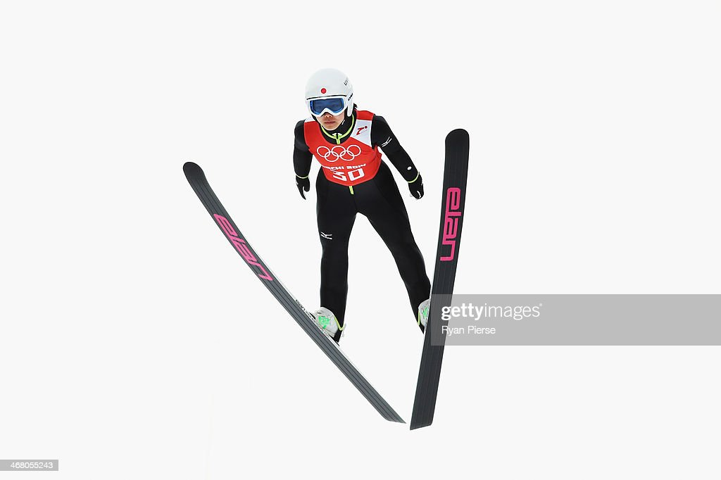 Ski Jumping - Winter Olympics Day 2