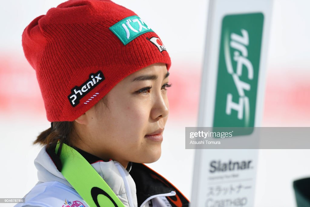 FIS Ski Jumping Women's World Cup Sapporo - Day 2 : News Photo