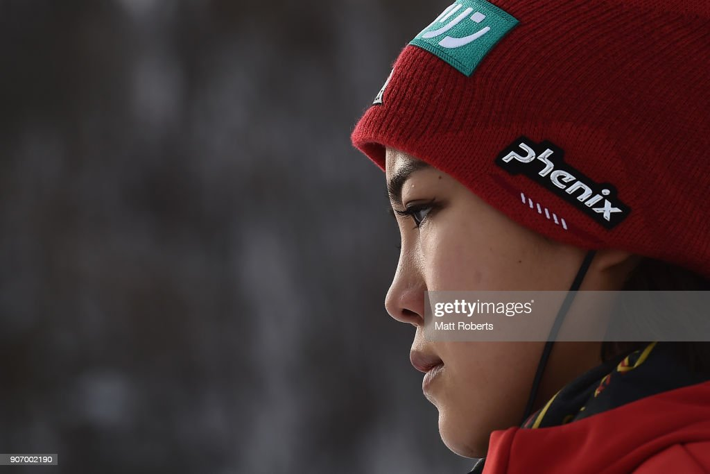 FIS Ski Jumping Women's World Cup Zao - Day 2 : ニュース写真