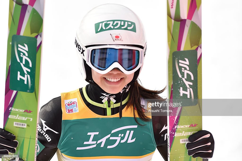 FIS Ski Jumping World Cup Ladies Sapporo - Day 2 : News Photo