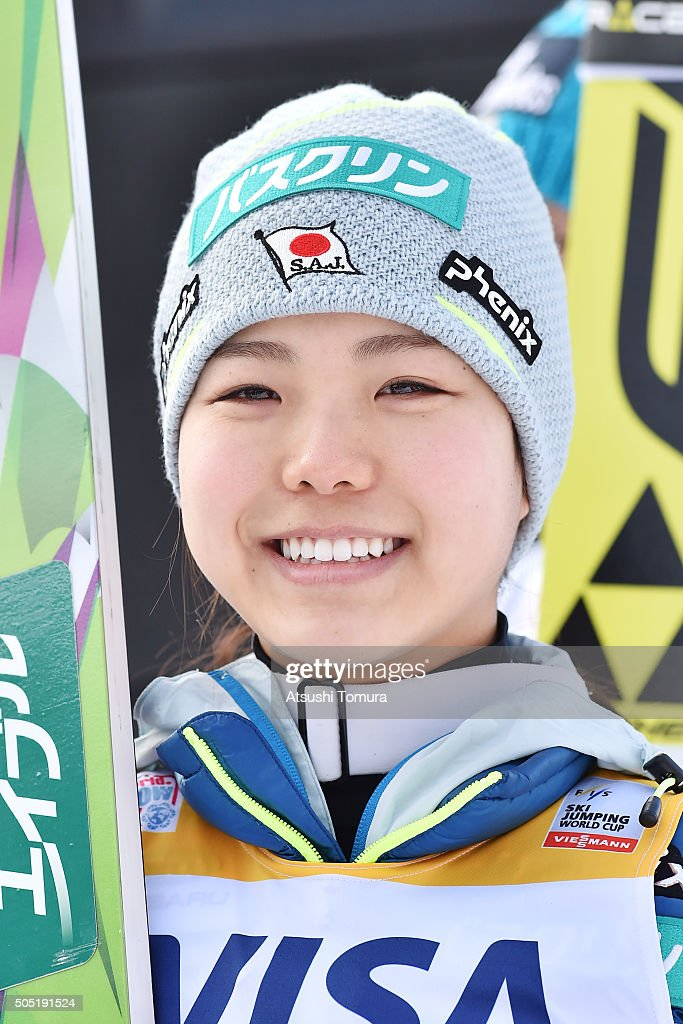 FIS Ski Jumping World Cup Ladies Sapporo - Day 1 : ニュース写真