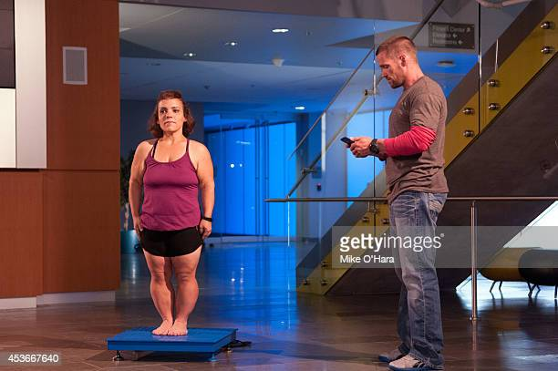 LOSS 'Sara' Though she often jokes about being 'vertically challenged' Sara has faced a lifelong struggle with her heightand her weight At 39 years...