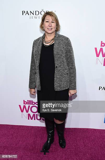 Sara Trahern attends Billboard Women In Music 2016 airing December 12th On Lifetime at Pier 36 on December 9 2016 in New York City