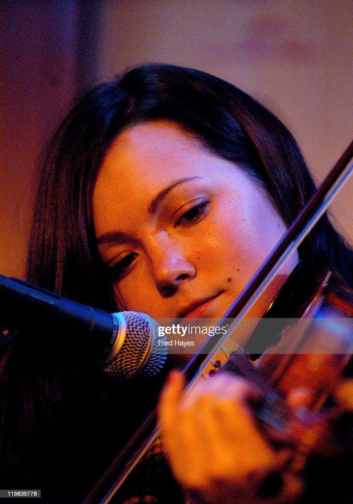 2004 Sundance Film Festival - ASCAP Music Cafe - Day 7