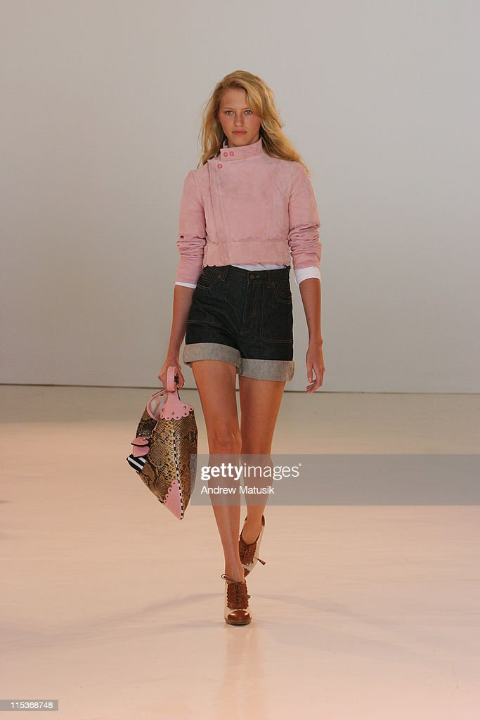 Olympus Fashion Week Spring 2005 - Luella Bartley - Runway
