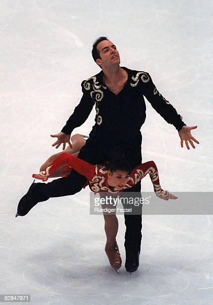NAGANO 1998 Sarah ABITBOL/Stephane BERNADIS