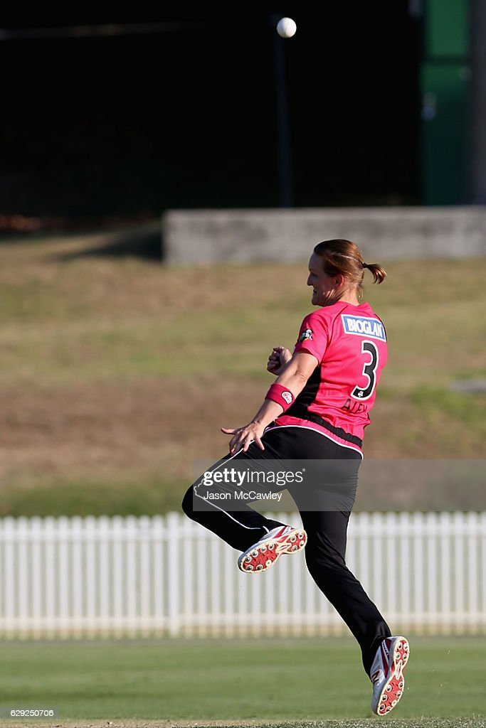 WBBL - Heat v Sixers : News Photo