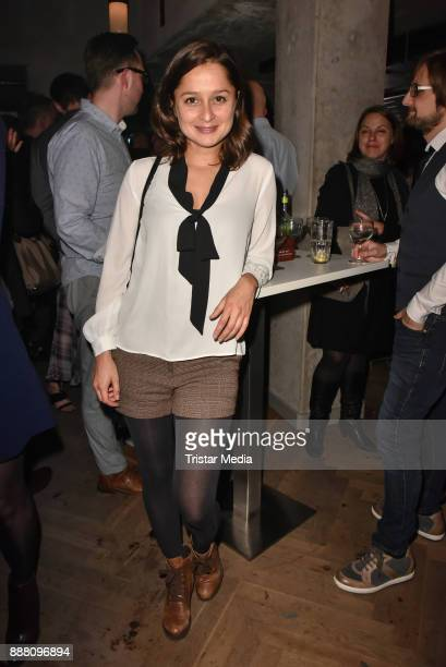 Sarah Alles during the Medienboard PreChristmas Party at Schwuz at Saeaelchen on December 7 2017 in Berlin Germany