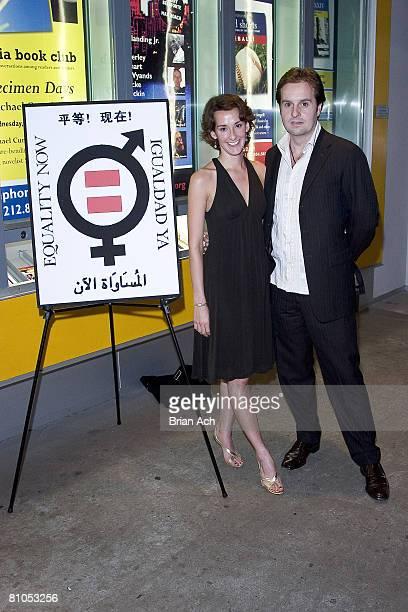 Sarah and Alfred Boe