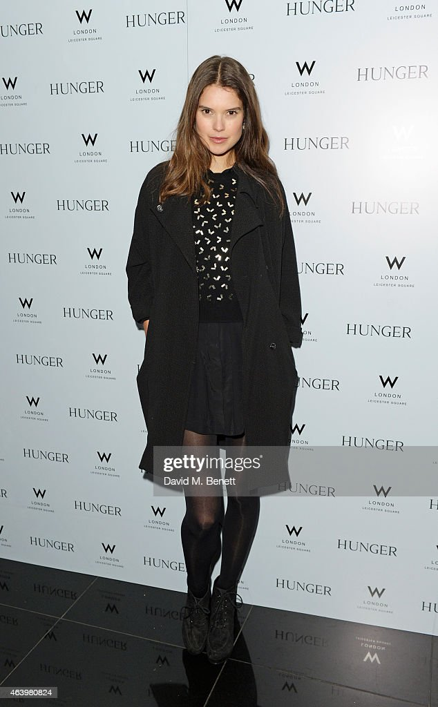 'Hunger Magazine We've Got Issues' Launch at W London - Leicester Square
