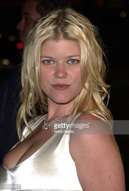 Sarah Ann Morris during Blow Los Angeles Premiere at Chinese Theatre in Hollywood California United States